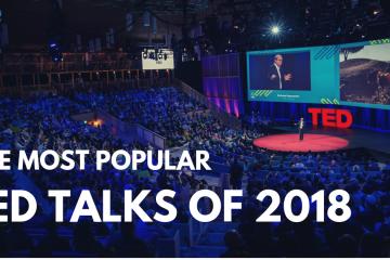 Những chương trình Ted Talks đáng coi nhất năm 2018 - Lead the Change Community