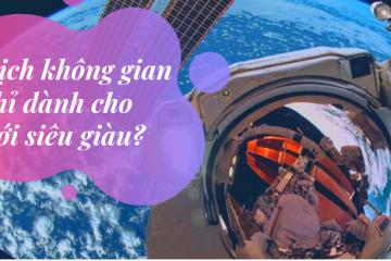 Du lịch không gian - lead the change community