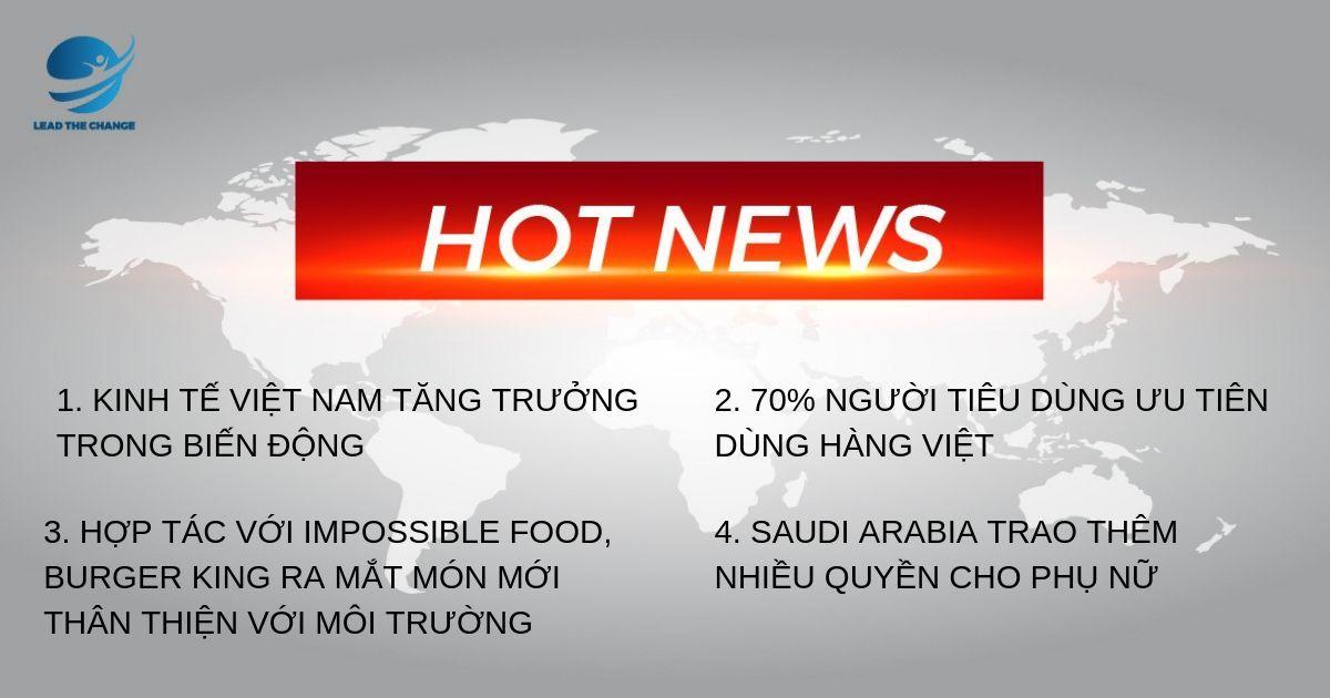 Hotnews 3_8 - lead the change community